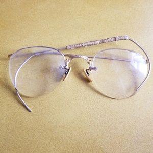 VTG RARE 12kgf Numont Ful-Vue 004 Glasses